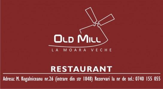 OLD MILL - La Moara Veche